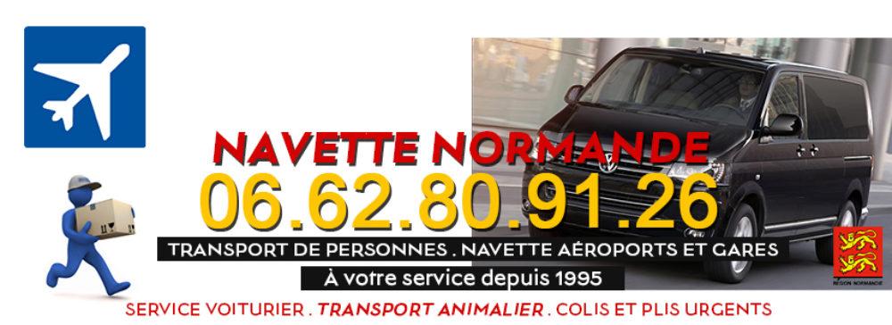 Navette Normande Transport de personnes depuis 1995