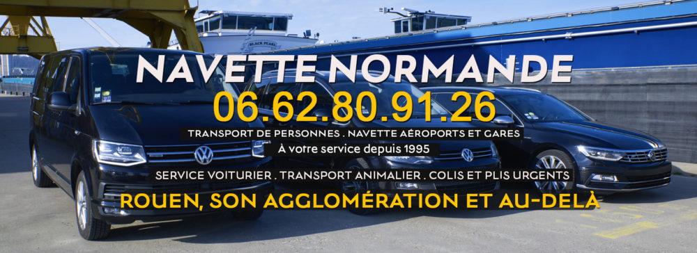 Navette Normande Transport de personnes à Rouen depuis 1995